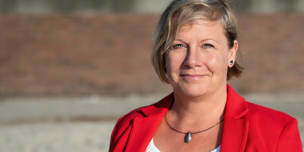 Trauerrednerin Anja Pawlowski